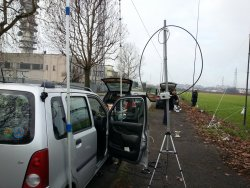 antenne campo 10