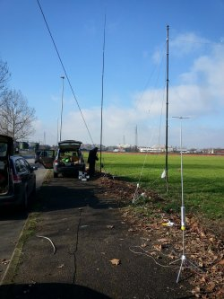 antenne campo 11